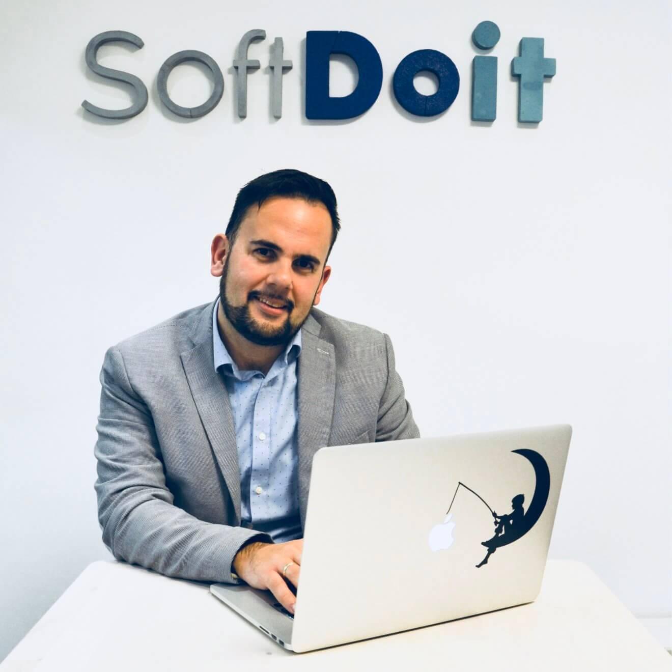 Eduardo Salado, CIO de SoftDoit
